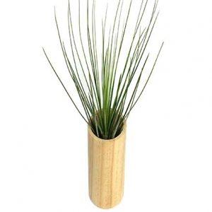 suport-lemn-cilindric-plante-aeriene